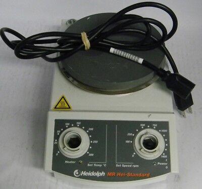 Heidolph Mr Hei-standard 505-20000-02-0 Magnetic Stirrer Mixer Hot Plate