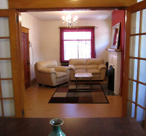 Large 2 bedroom + den apartment on Cherry St. in the south end!