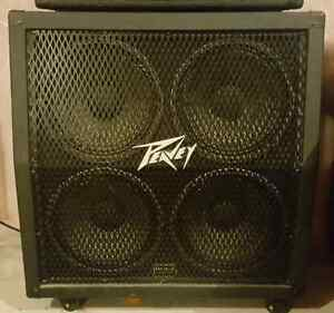 Peavey 412MS 4x12 stereo guitar cab