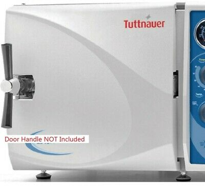 Tuttnauer Sterilizer Oem Autoclave Door Cover 23402540 Lpol065-0053 Wo Label