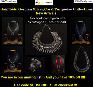 New Arrivals - German Silver collections - UGoTrendy.com