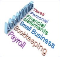 ACCOUNTING - PAYROLL -TAXES-CORPORATE & PERSONAL