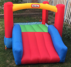 !!!LITTLE TIKES Bouncy castle for $50 whole day !!!!!