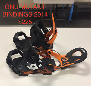 Snowboard Equipment - Boots, Boards and Bindings! Strathcona County Edmonton Area image 1