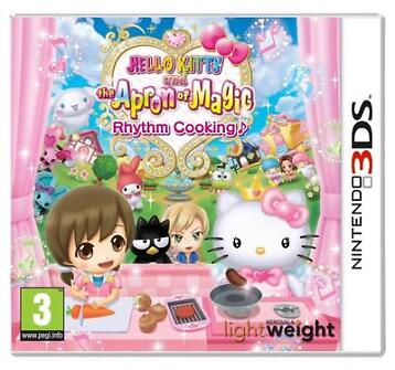 Hello Kitty and the Apron of Magic Rhythm Cooking (Ninten...