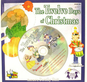CHRISTMAS HOLIDAY SINGALONG BOOK & CD COLLECTION! Windsor Region Ontario image 5