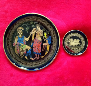Decorative Plate Set