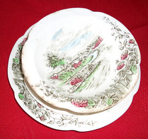 3 piece set - dishes