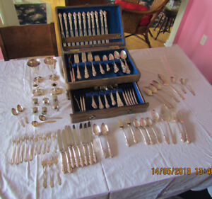 Old Silverware For Sale