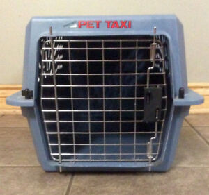 Portable Animal Carrying Crate/Pet Taxi - St. Thomas