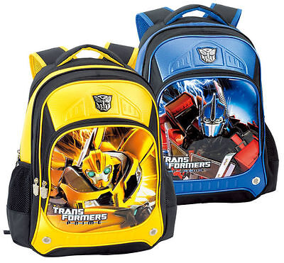 new fashion Transformers Backpack School bag Student bag for child boys girls @ - Transformers For Girls