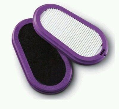 Miller Lpr100 Half Mask P100 Welding Respirator Hepa Nuisance Ov Filters Sa00819