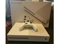 Xbox One S 500gb boxed as new