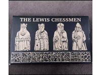 THE LEWIS CHESSMEN MINI SET WITH BOARD (Limited Edition)