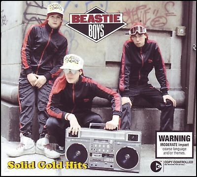 BEASTIE BOYS - SOLID GOLD HITS CD ~ 80's RAP/PUNK ~ GREATEST / BEST OF
