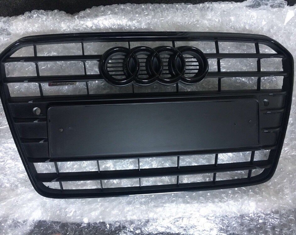 Audi A5 Black Edition Grill 100 Authentic 2014 Excellent Condition