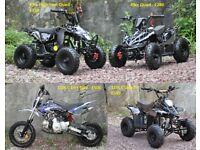 2021 110cc 125cc dirt bike Mini Motorbike Quad Moto ATV 49cc 50cc Midi kids Scooter Scrambler Pit