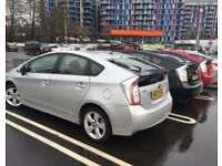 Toyota Prius 2012, PCO ready, for Rent/Hire £130 a week.