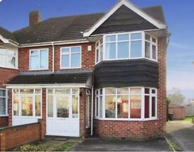 Goodyers End Lane A beautiful and well maintained four bedroom semi-detached home for RENT