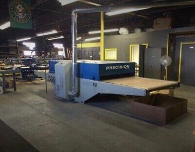 Screen Printing Gas Dryer