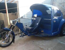 harleybug 1600cc vw engine