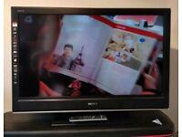 "Sony Bravia 40"" Full HD Ready LCD TV Built in Digital Freeview"