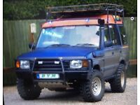 Land Rover discovery 200 tdi off road spec