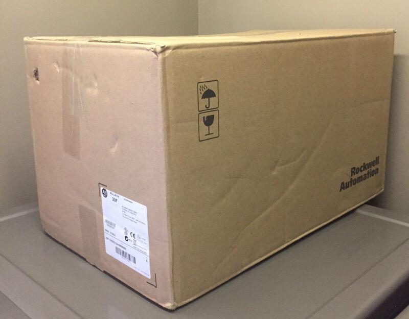 2014 New Sealed 20f11nd027aa0nnnnn Allen Bradley Powerflex 753 Ac Drive 20hp 480