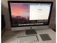 iMac 27 inch (mid 2011) 2.7Ghz i5 12GB RAM