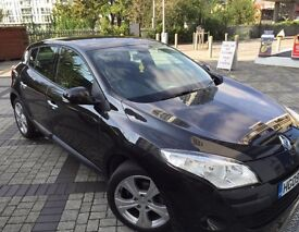 New Shape Renault Megane - Great Con'd. MOT due Sept 17. B'tooth, Cruise Control, Auto Lights/Wiper