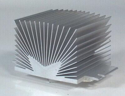 Large Big Heavy Finned Aluminum Heat Sink 12oz