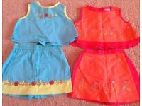Girls 6-9m clothes bundle
