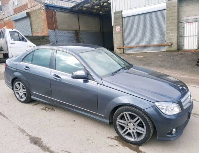 MERCEDES C200 KOMPRESSOR AMG SPEC £4995 ONO | in Stockton-on-Tees, County  Durham | Gumtree