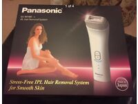 Panasonic Laser Hair Removal System - Barely Used! Great Christmas Present!