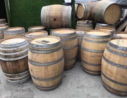 Wine Barrels - DELIVERED Brisbane