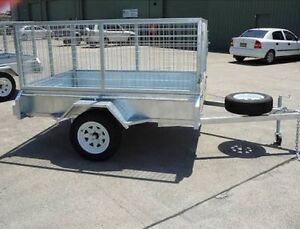 Massive sale on now all trailers and sizes Ben Lomond Guyra Area Preview