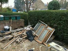 Rubbish garden house clearance waste removed