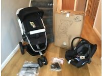 Brand new with warranty Quinny Buzz Xtra Travel System and Maxi Cosi Car Seat