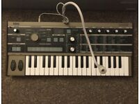 Korg Microkorg synth / vocoder