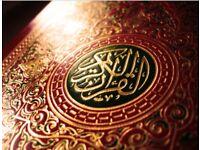 Quran & Arabic Tutoring