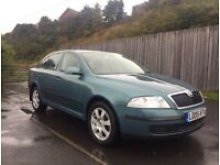 SKODA OCTAVIA AMBIENTE 1.6 PETROL LOW MILES not passat vectra a4 avensis