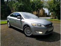 FORD MONDEO TITANIUM X 2.0 TDCI - SERVICE HISTORY - HEATED LEATHERS