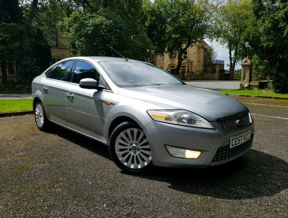 FORD MONDEO TITANIUM X 2.0 TDCI - FSH - NEW MOT - CHEAP
