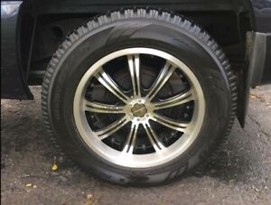 Toyo tires only (winter)