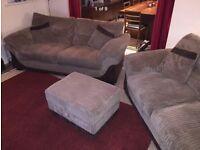 DFS Sofa Suite - Like DFS Burton Range!