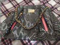 Small Snake Skin Paul's Boutique Bag
