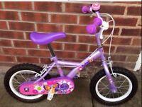 "Apollo petal 14"" bicycle"