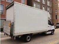 Convenient Removals Man and BIG Van Hire Tail Lift House Flat Office Moves Items Collection Drop Off