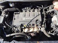VAUXHALL CORSA D ADAM ASTRA J 1.4 16V A14XER ENGINE 28000 miles