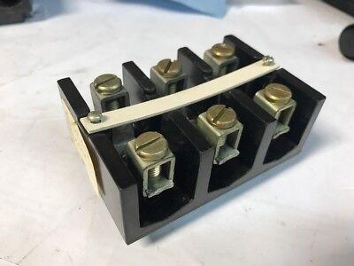New Allen Bradley 100x Terminal Power Block F-15376 892-100x Fast Shipping